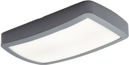 Colours Castorama Plafon Led Edin 4000 K 22 Cm Grey Casaw077