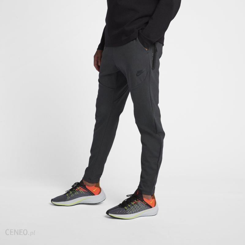 Spodnie męskie Nike Sportswear Tech Czerń Ceny i opinie Ceneo.pl