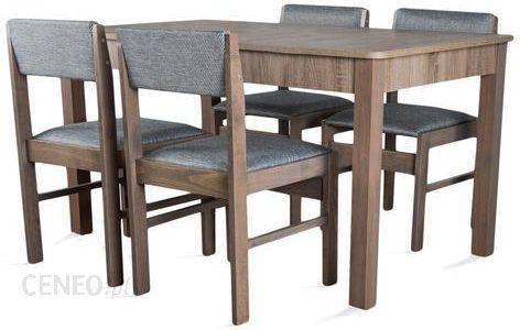 Zeg Wil Stół Do Salonu 80x140180 4 Krzesła Opinie I Atrakcyjne Ceny Na Ceneopl