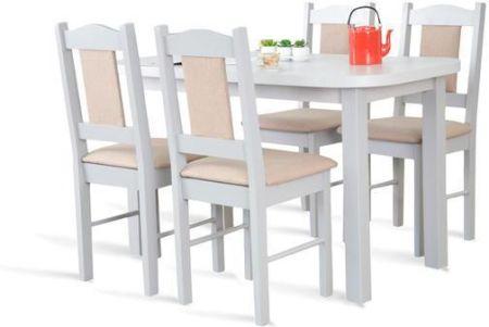 Stół rozkładany + krzesła 'OXFORD'
