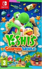 Yoshi's Crafted World (Nitendo Switch)