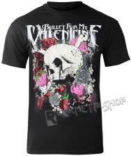 88988db06 Bravado Usa Koszulka Bullet For My Valentine - Skull & Roses