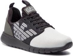 4da6cba1a4f69 Sneakersy EMPORIO ARMANI - X8X007 XCC02 K086 Grey Tri Tonal eobuwie. Buty  sportowe męskie ...