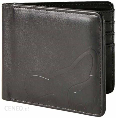 ab35f6f2ee17e Portfel FOX - Core Wallet Blk (001) - Ceny i opinie - Ceneo.pl