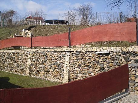 Groovy Materiały konstrukcyjne Kamień rzeczny polny łupany - elewacyjny BR01