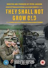 They Shall Not Grow Old (EN) [DVD]