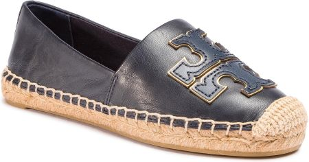 0cbe6ef66c7ae Espadryle TORY BURCH - Ines Espadrille 52035 Perfect Navy Perfect Navy Gold  405 eobuwie