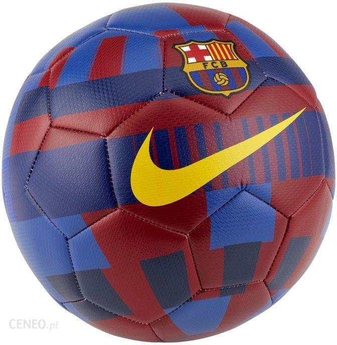 fabrycznie autentyczne sklep odebrane Nike Piłka Do Piłki Nożnej FC Barcelona Prestige Czerwony - Ceny i opinie -  Ceneo.pl