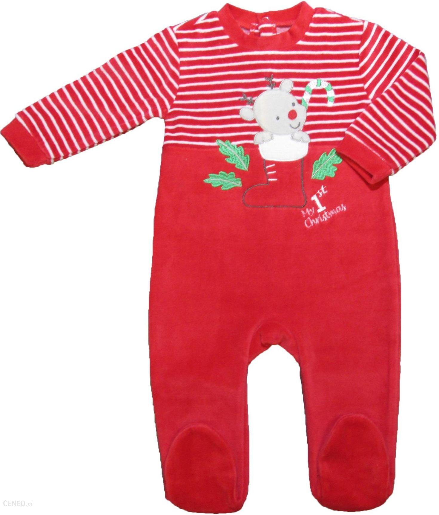14b2911076 Carodel śpioszki dziecięce Christmas