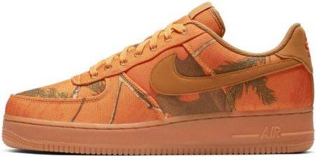 hot sale online 050a5 51083 Buty męskie Nike Air Force 1'07 LV8 3 - Pomarańczowy ...