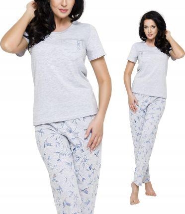 392ced1fb24c75 Długa piżama w Pandy z bawełny spodnie i bluza L - Ceny i opinie ...