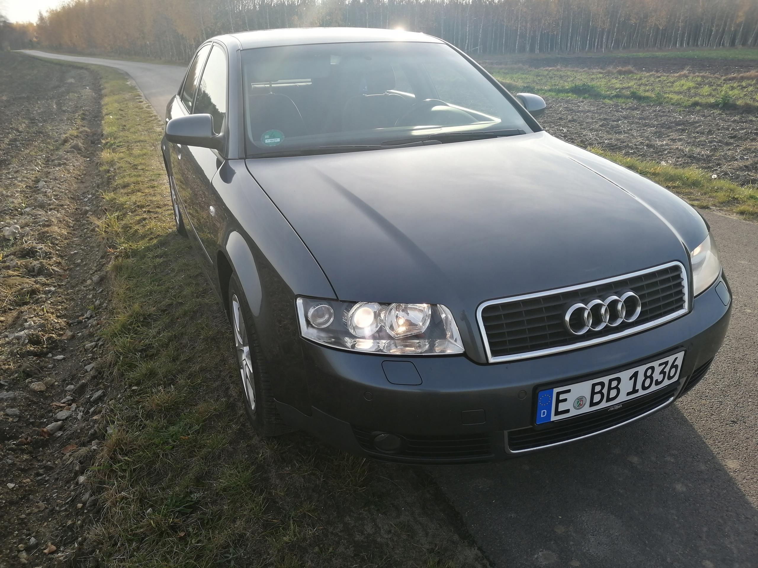 Audi A4 B6 18 T Lpg Prins Xenon 2xpdc Z Niemiec Opinie I Ceny Na