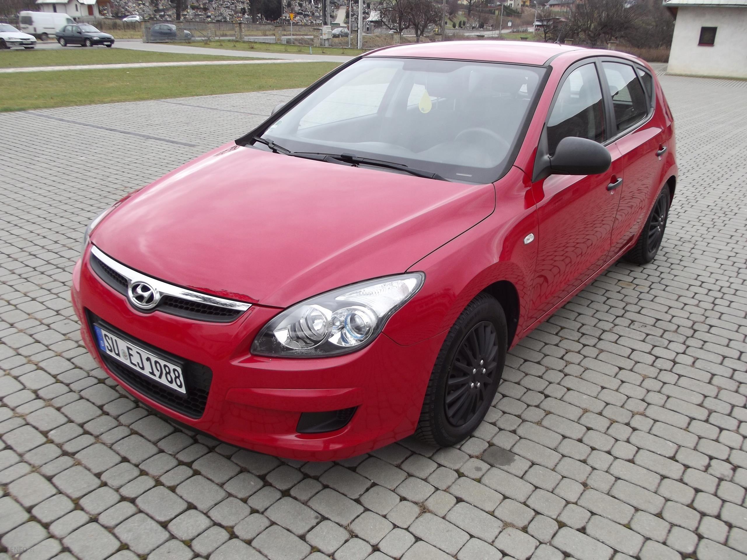 66ceb2c7835ba5 Hyundai i30 1.4B,GAZ,klima,hak,wersja Edition Plus - Opinie i ceny ...