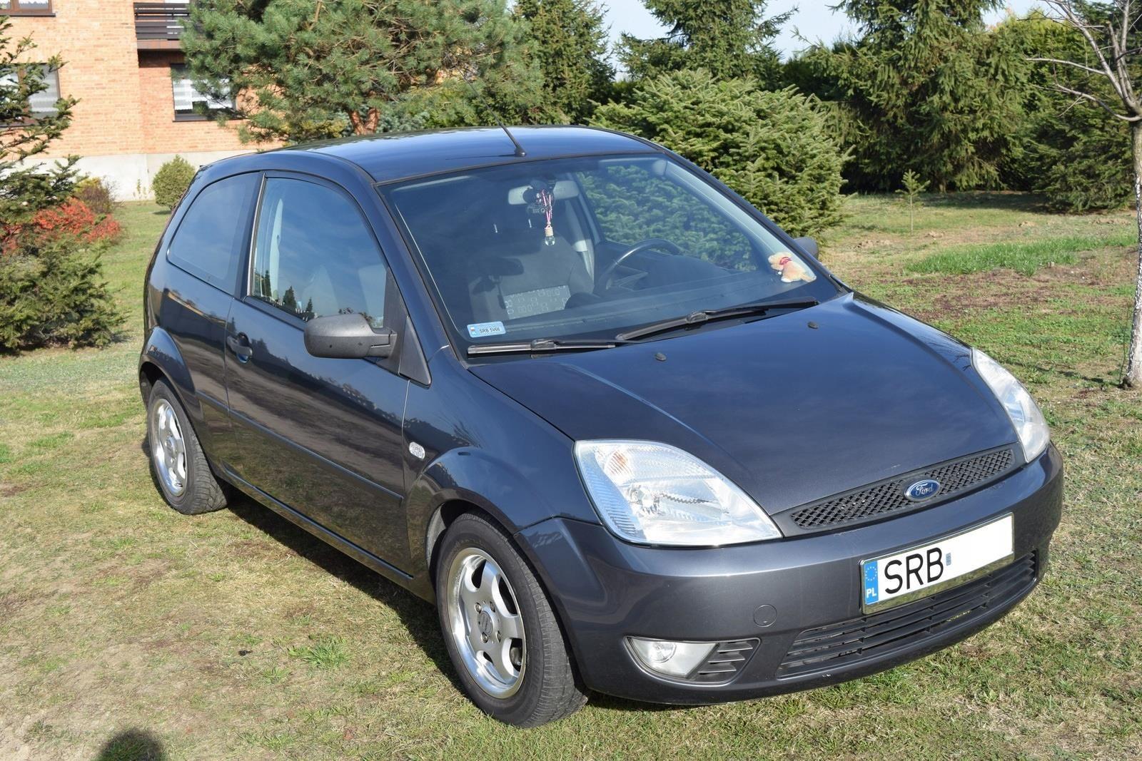 Ford Fiesta Mk6 Stylówa śląsk Opinie I Ceny Na Ceneopl