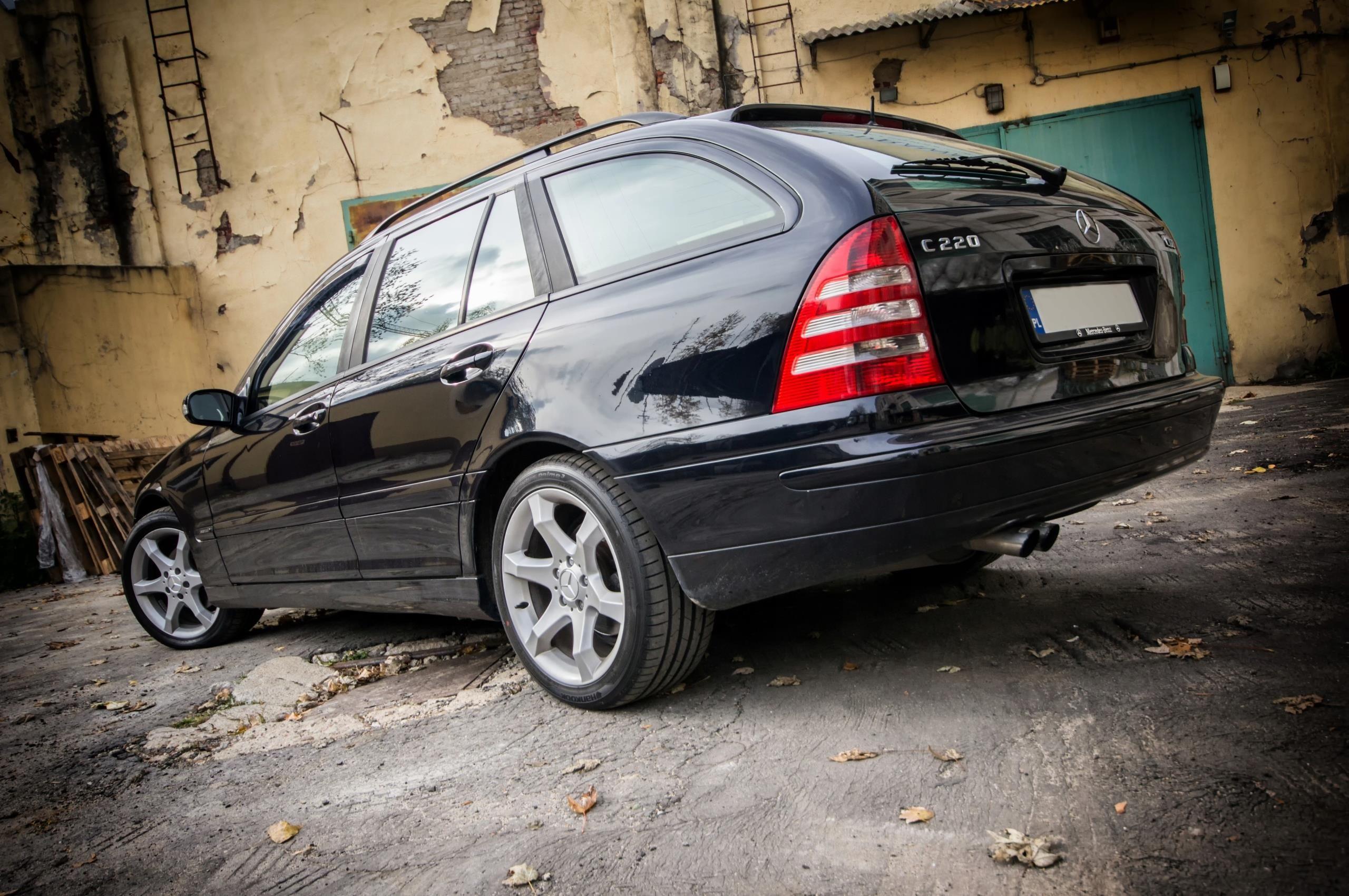 Mercedes W203 C220 Kombi 150km Opinie I Ceny Na Ceneopl