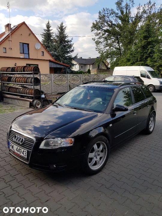 Audi A4 B7 Kombi 20 Tdi Manual Skóra Opinie I Ceny Na Ceneopl