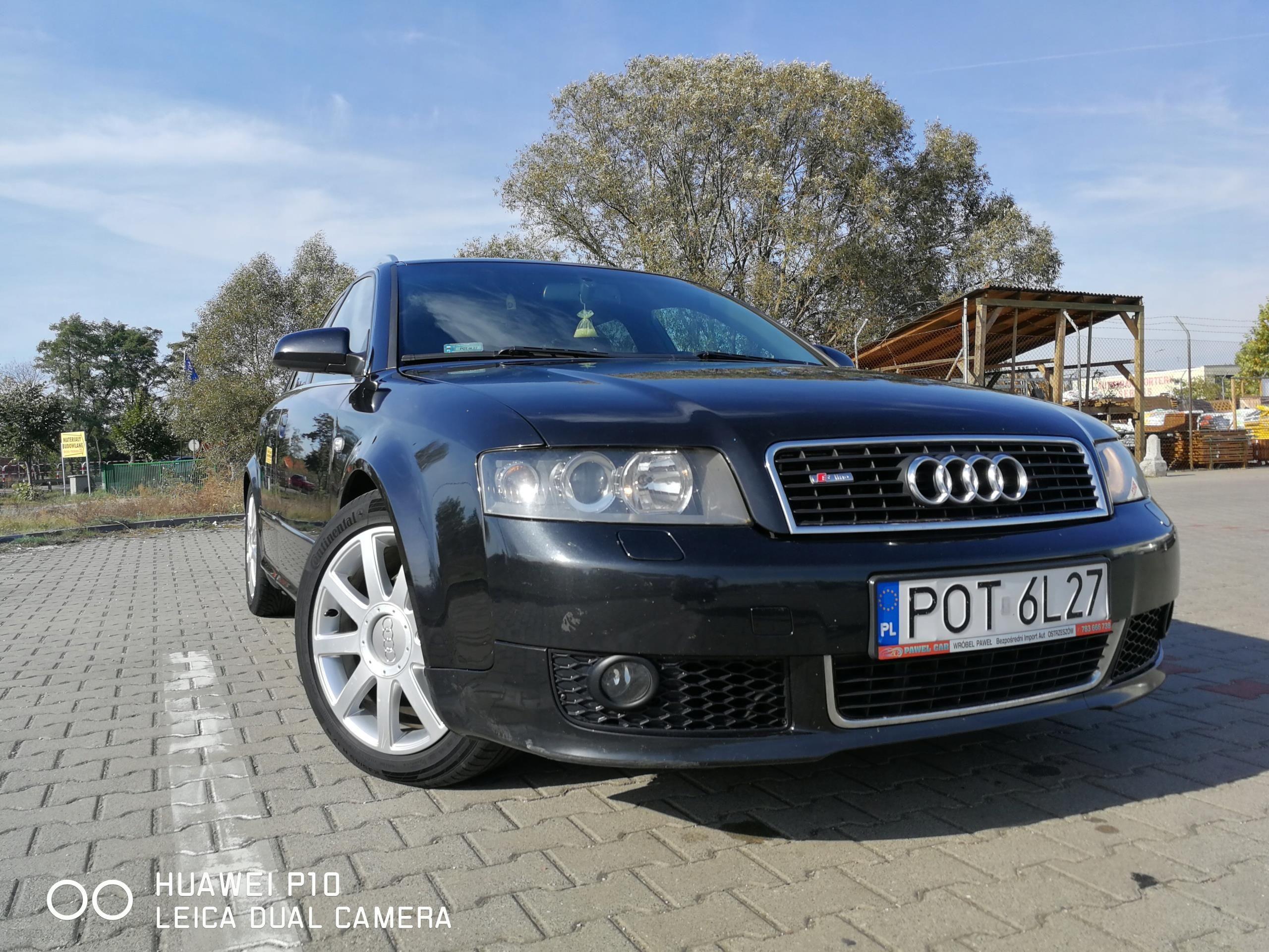 Samochód Osobowy Audi A4 B6 2004r 19tdi Opinie I Ceny Na Ceneopl