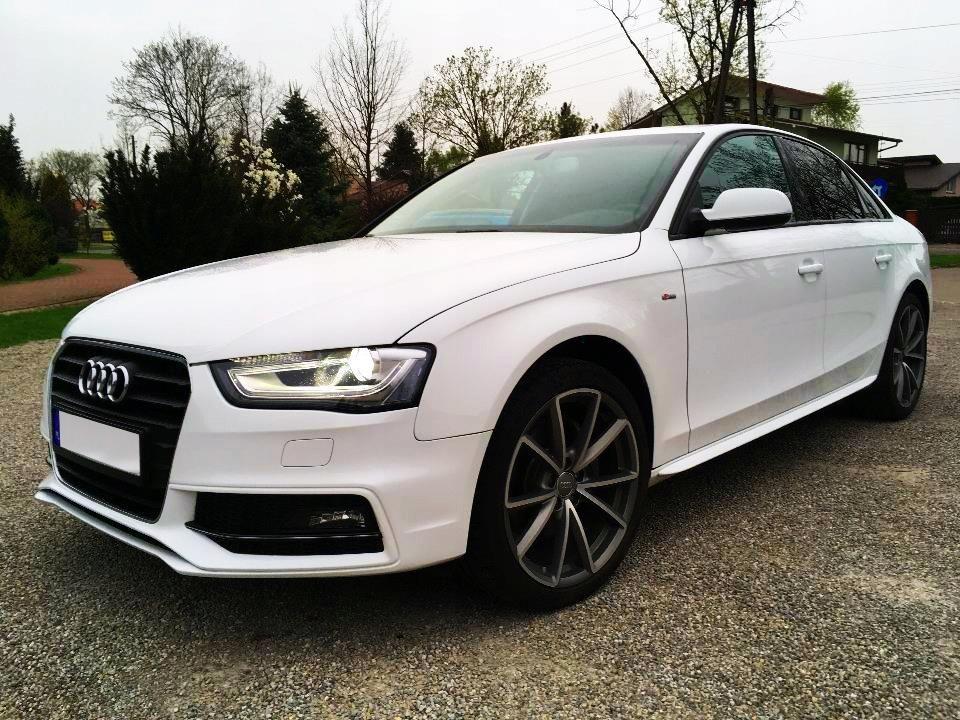Audi A4 B8 S Line Premium Plus 20 Tfsi S Tronic Opinie I Ceny Na