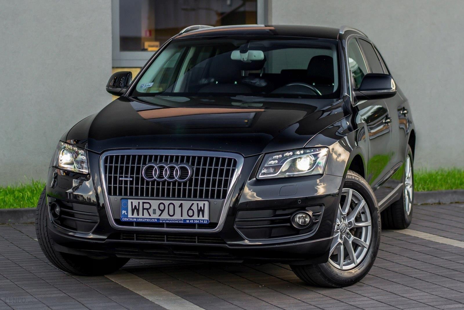 Audi Q5 8r Opinie I Ceny Na Ceneopl