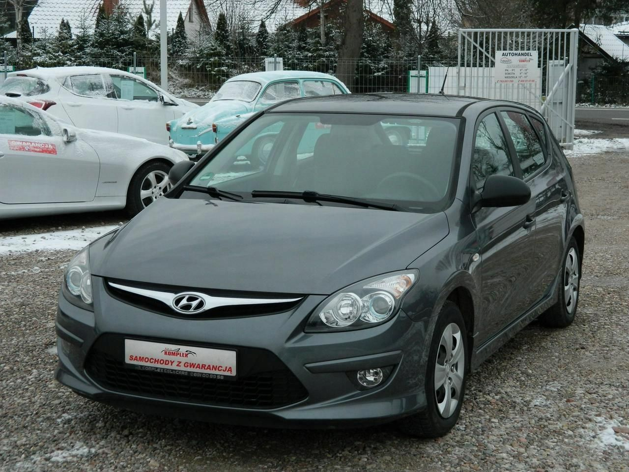 a19c15bda7438b Hyundai i30 1.4 Benzyna 109 KM Klimatyzacja - Opinie i ceny na Ceneo.pl