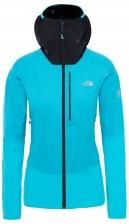 The North Face Softshell Damski Smt L4 Windstopper Hybrid Hd Blue Black