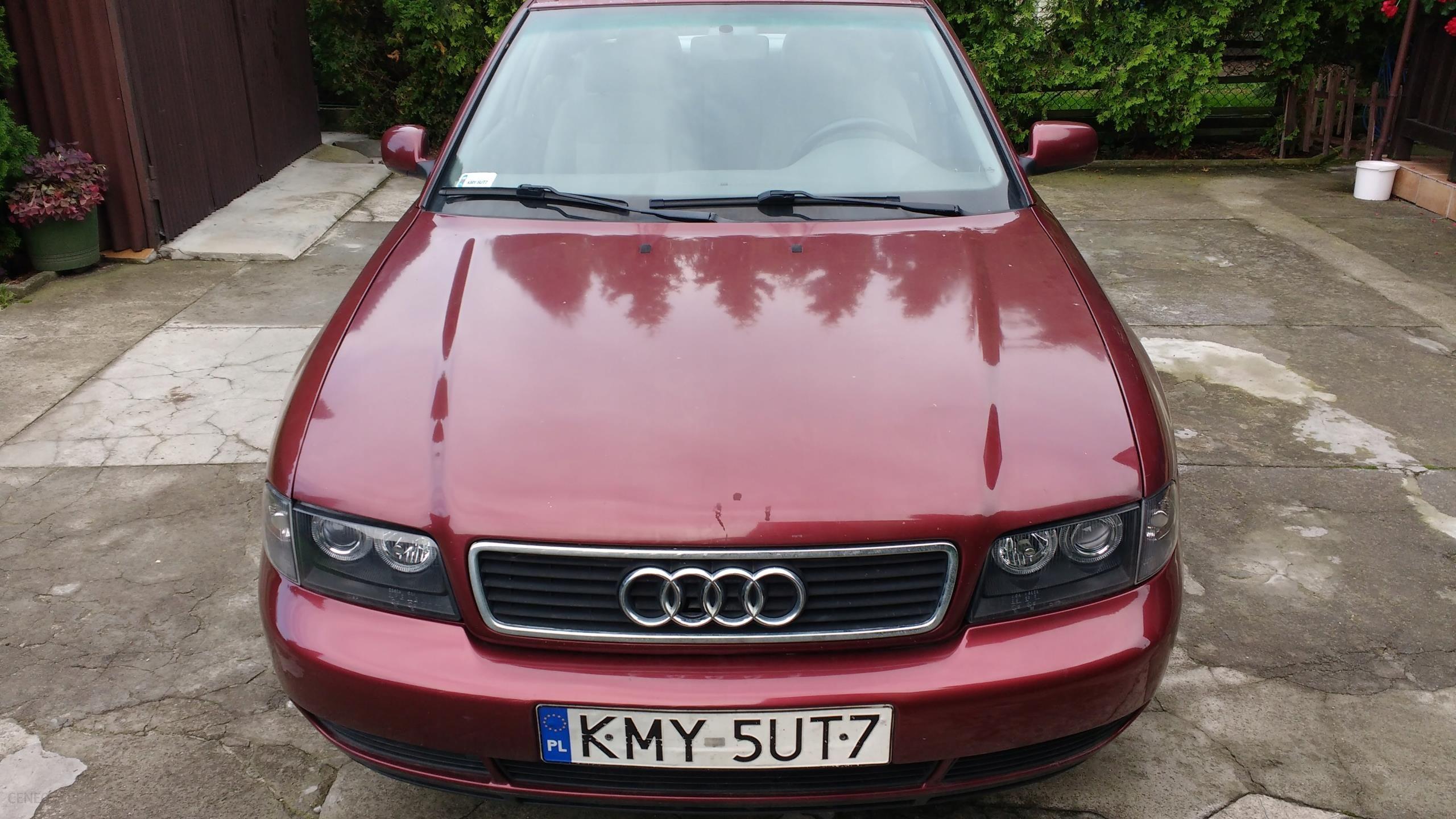 Audi A4 B5 Opinie I Ceny Na Ceneopl