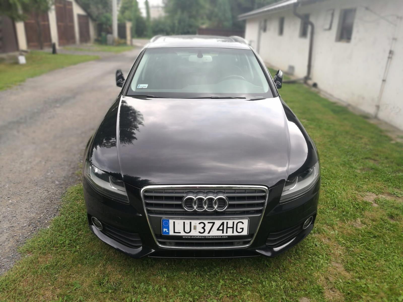 Audi A4 B8 27 Tdi Kombi Ladny Navi Sprowadzony Opinie I Ceny Na