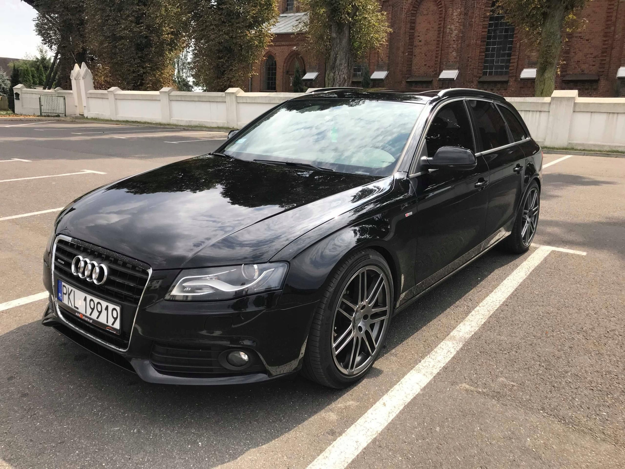Audi A4 B8 Avant Quattro 3 0 Tdi 240km Opinie I Ceny Na Ceneo Pl