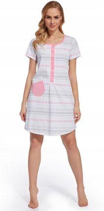 4f324711873518 BabyOno koszulka korygująca dla matek karmiących biała Rozmiar - L ...