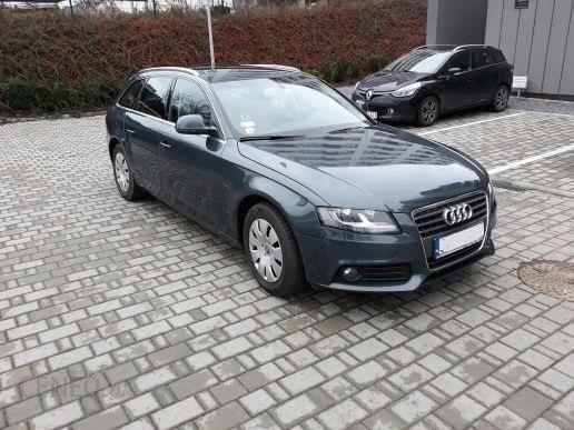 Audi A4 B8 20 Tdi Cr Avant Kombi Opinie I Ceny Na Ceneopl