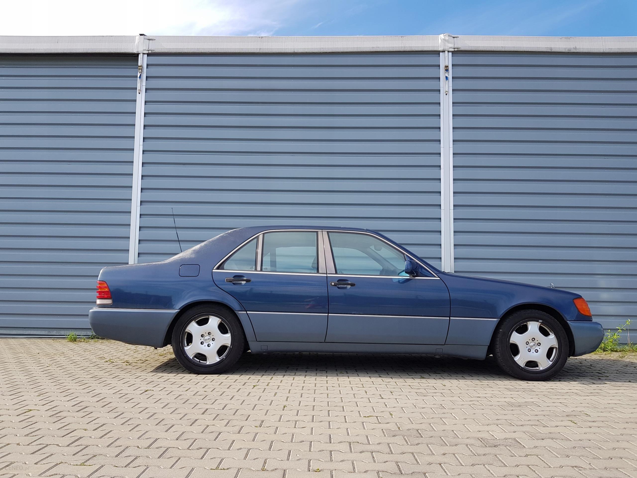 Mercedes S500 W140 Serwisowany w ASO z Niemiec zdjęcie 1