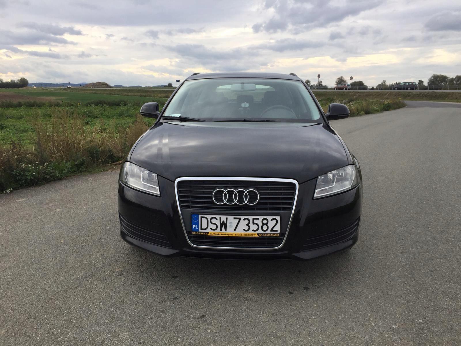 Audi A3 8p 14 Tfsi Oryginalny Przebieg Zarejestr Opinie I Ceny