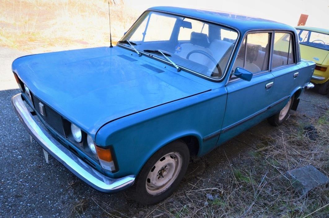 Fiat 125p Mr 1976 Opinie I Ceny Na Ceneo Pl