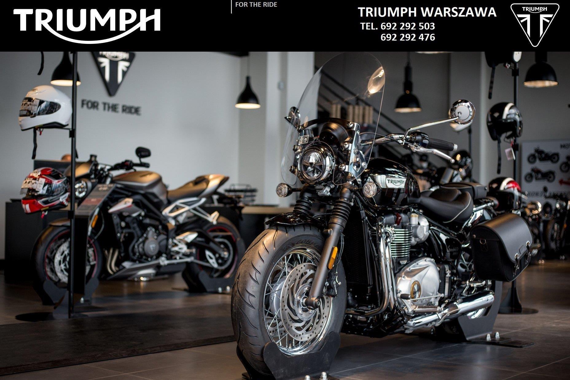 Triumph Bonneville Speedmaster Promocja 10 Opinie I Ceny Na
