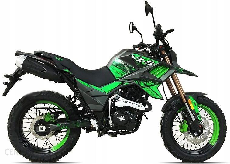 Motocykl Cross Enduro Zipp Vz 5 125 E4 Czestochowa Opinie I Ceny Na Ceneo Pl