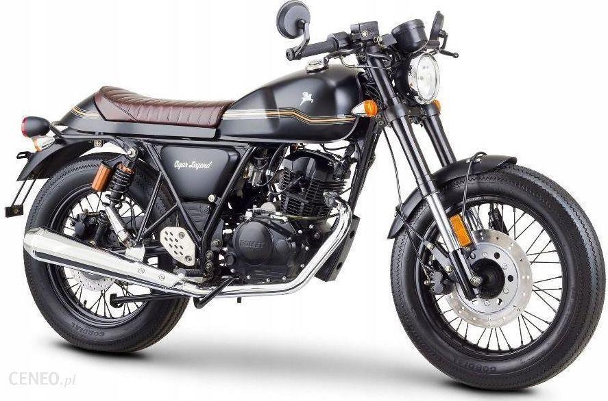 motocykl cafe racer romet ogar legend 125 krak w opinie. Black Bedroom Furniture Sets. Home Design Ideas