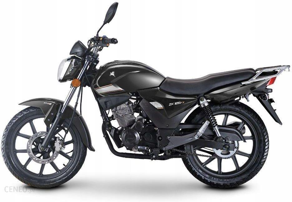 Motocykl Romet Zetka 125 Elhand Tarnowskie Gory 6873434962 Oficjalne Archiwum Allegro
