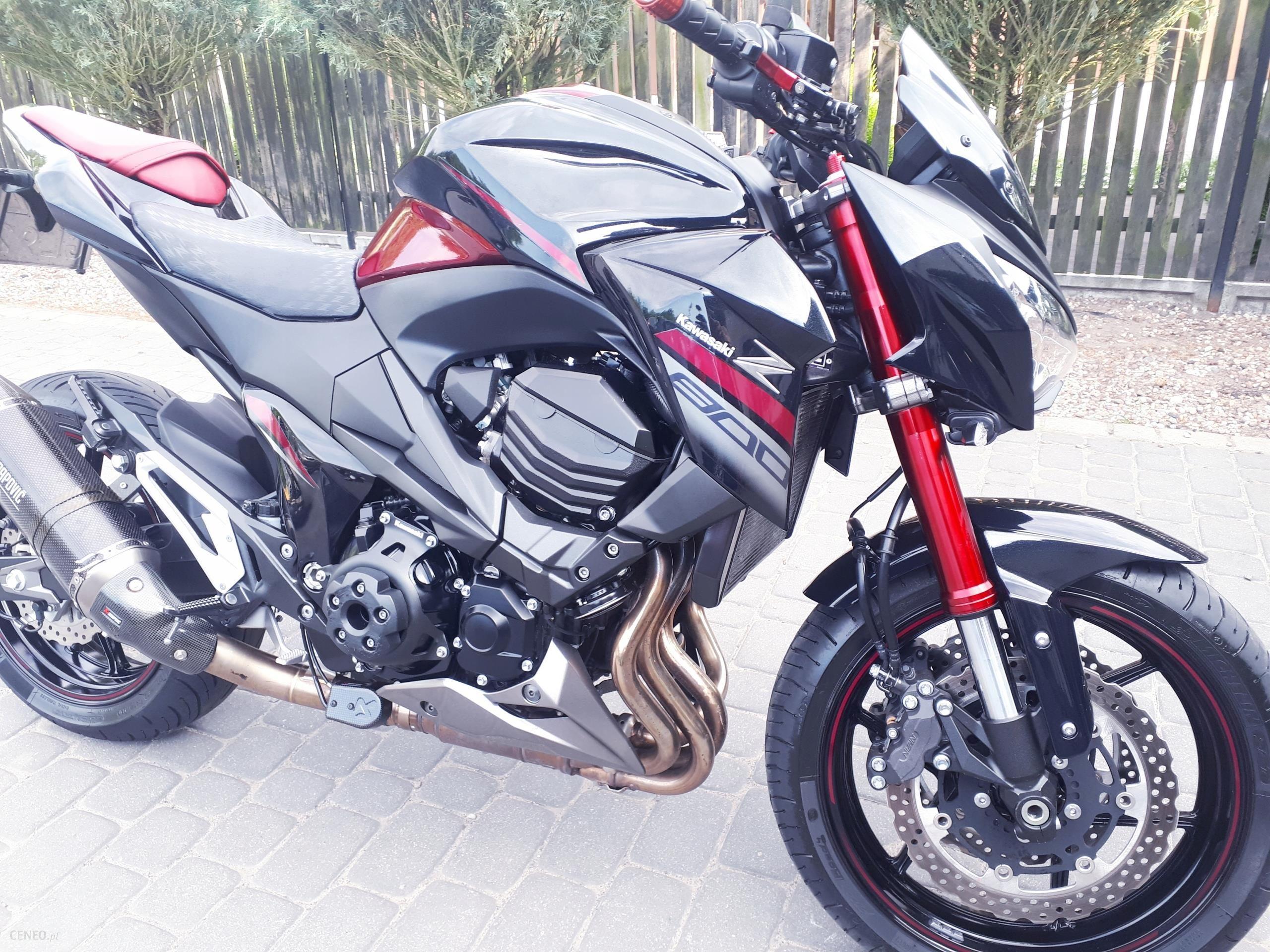 Kawasaki Z800 Sugomi Akrapovic Abs Crashpady Opinie I Ceny Na Ceneopl