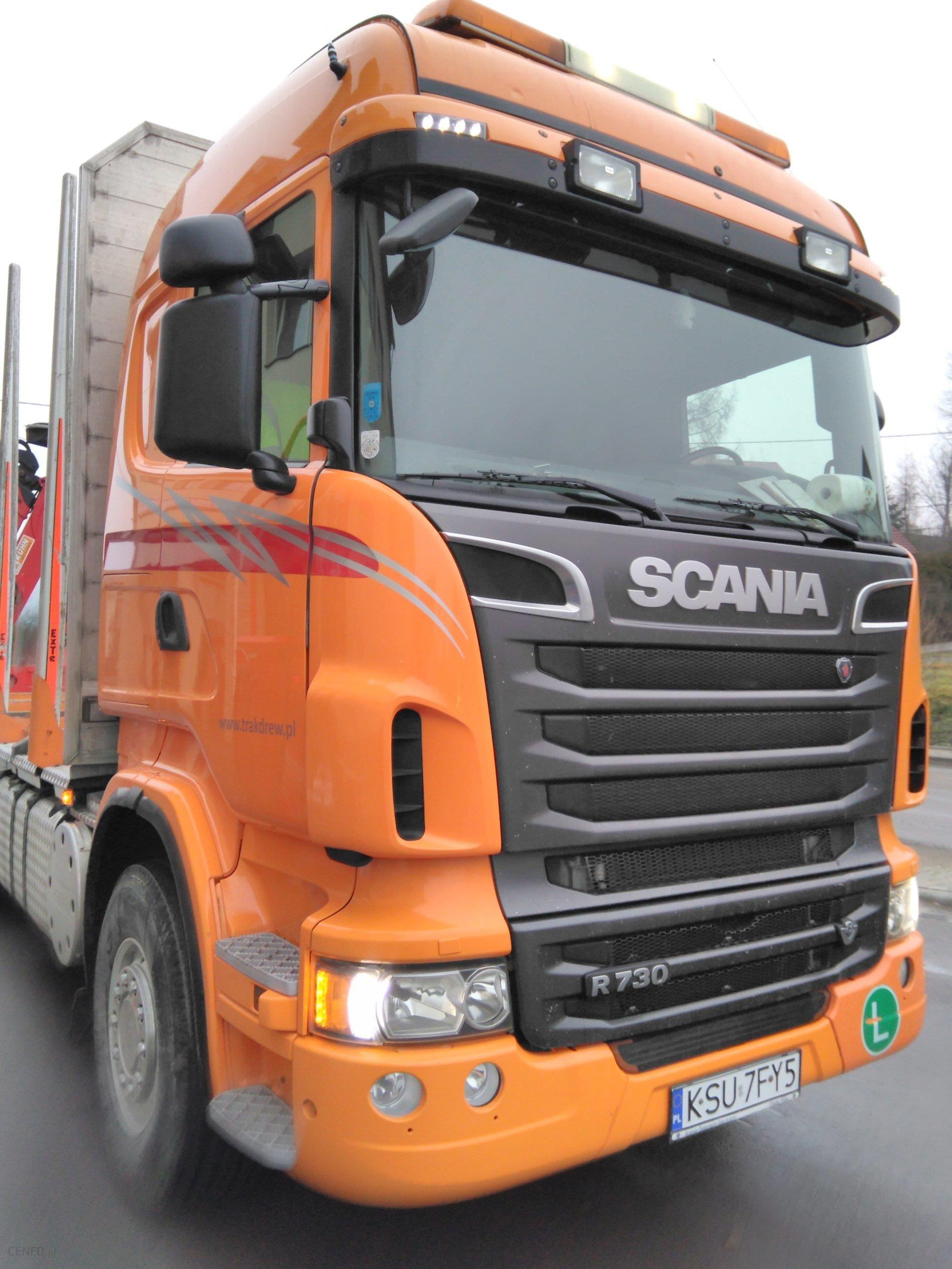 Scania R 730 6x4 Do Przewozu Drewna Opinie I Ceny Na Ceneo Pl