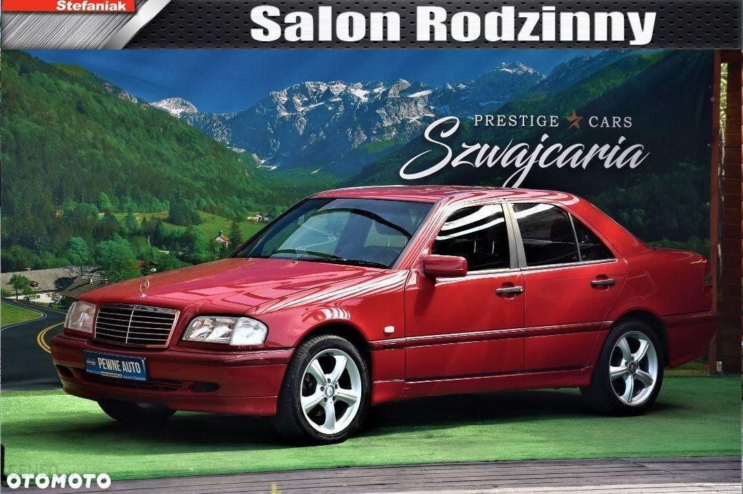 Mercedes Benz C220 W202 Alufelgi Zadbany Opinie I Ceny Na Ceneopl