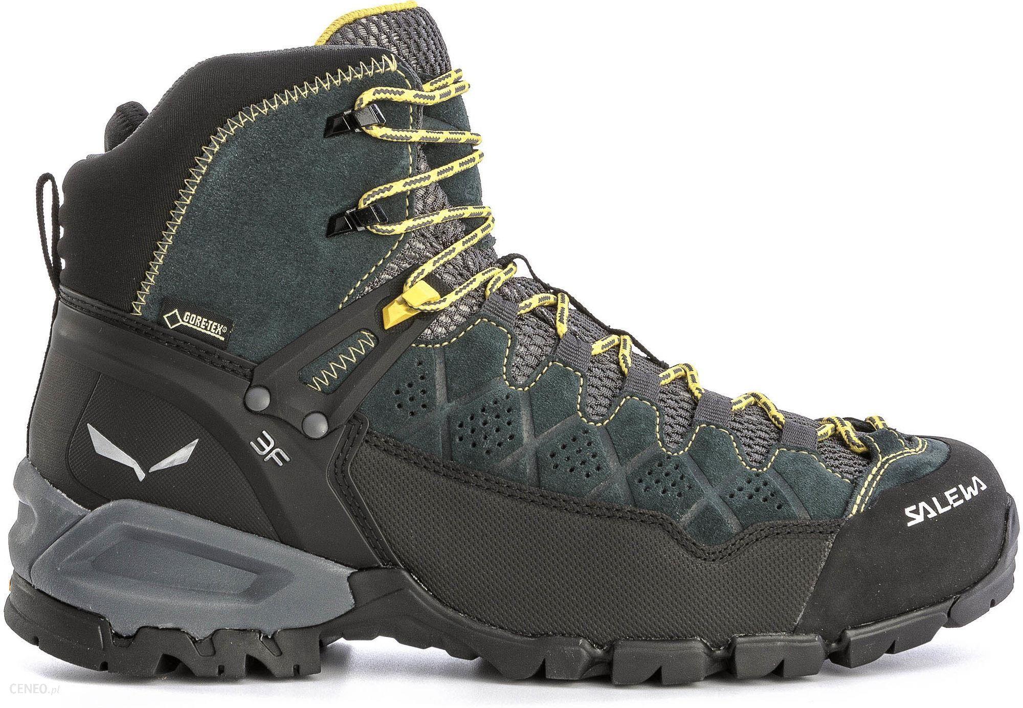 d284414ead80 Salewa Buty Trekkingowe Alp Trainer Mid Gtx Grafitowe 634320766 - zdjęcie 1