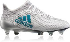 size 40 b5e14 c0d56 Adidas Buty Piłkarskie Korki X 17.1 Techfit Sg Białe S82315