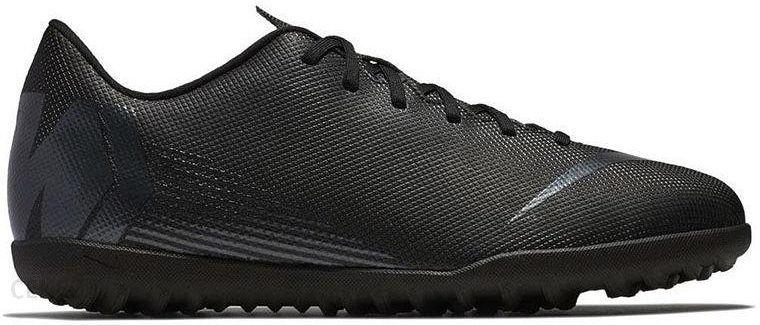 quality design 8e832 96c84 Nike Buty Piłkarskie Turfy Mercurialx Vapor XII Club Tf Czarne Ah7386001 -  zdjęcie 1