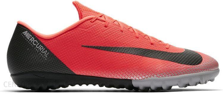 release date: b438d b94de Nike Buty Piłkarskie Turfy Mercurialx Vapor XII Academy Cr7 Tf Czerwone  Aj3732600 - zdjęcie 1