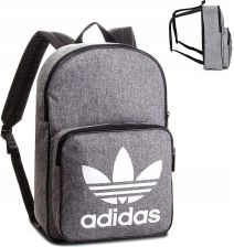 c17c73424c1e4 Adidas Originals Plecak Trefoil Casual Szary Melanż D98923