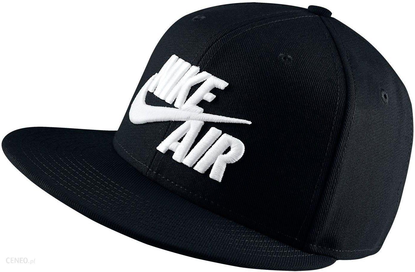 Nike Czapka Z Daszkiem Air True Cap Czarna 805063010 Ceny i opinie Ceneo.pl
