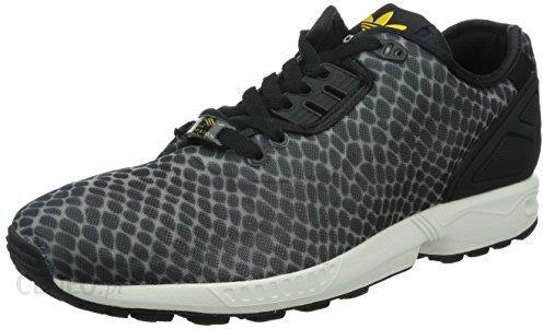 save off 3ed7a e95bf Amazon Adidas ZX Flux decon męski Sneaker - wielokolorowa - 45 1 3 EU -