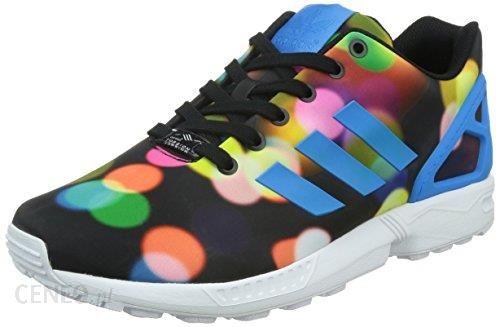 buy popular 47b01 f542d Amazon Adidas ZX Flux b34510 męskie buty do biegania/runnings chuhe/buty do  biegania Czarny - wielokolorowa - 46 EU - Ceneo.pl