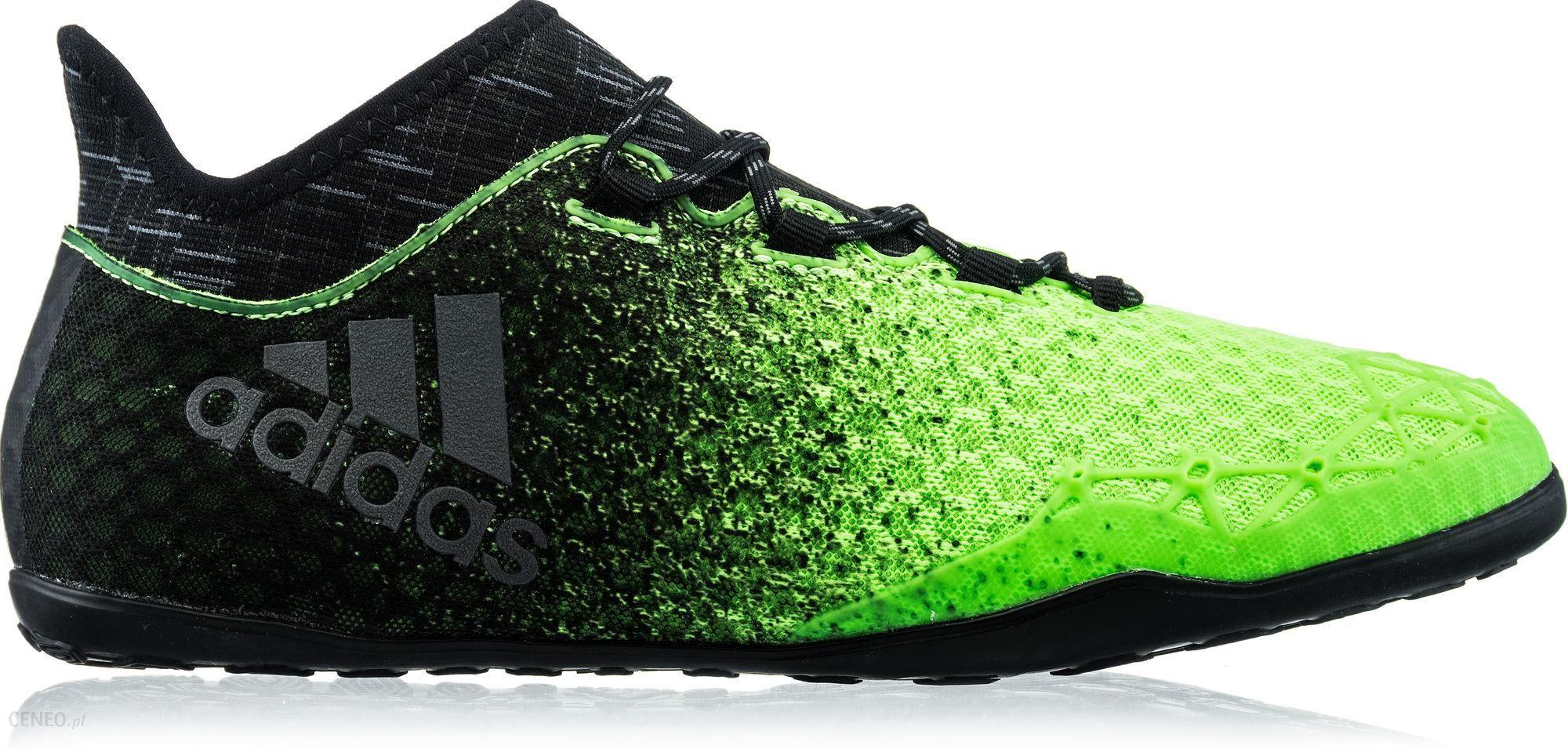 Adidas Buty Piłkarskie Halowe X Tango 16.1 In Zielony Neon Czarne Bb5001 Ceny i opinie Ceneo.pl