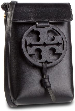 31ed865d3266d Torebka TORY BURCH - Miller Phone Cross-Body 46719 Black 001 eobuwie